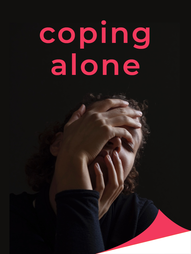 Coping Alone | Be Momentful