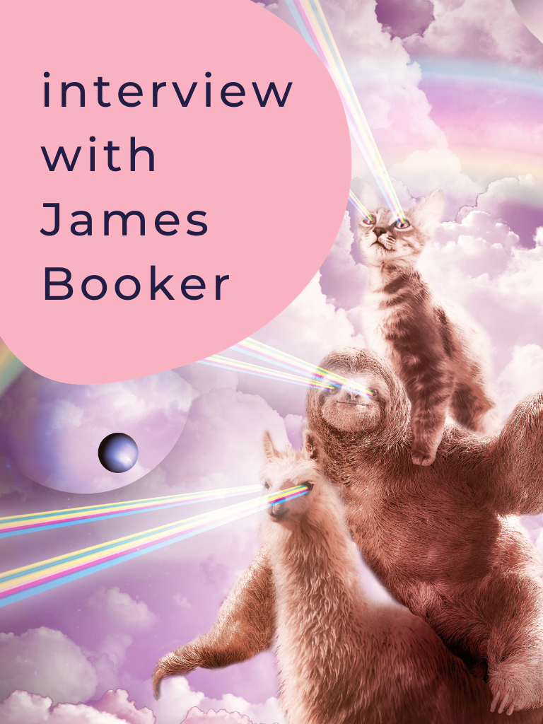 Interview with James Booker