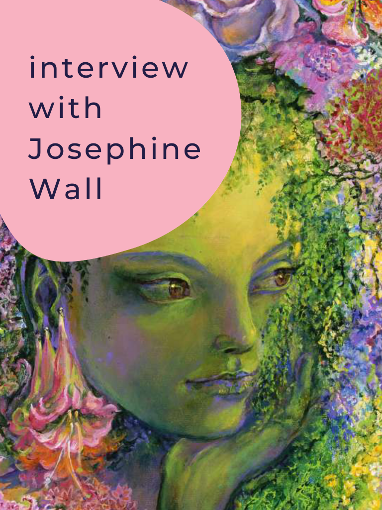 Interview with Josephine Wall | Be Momentful