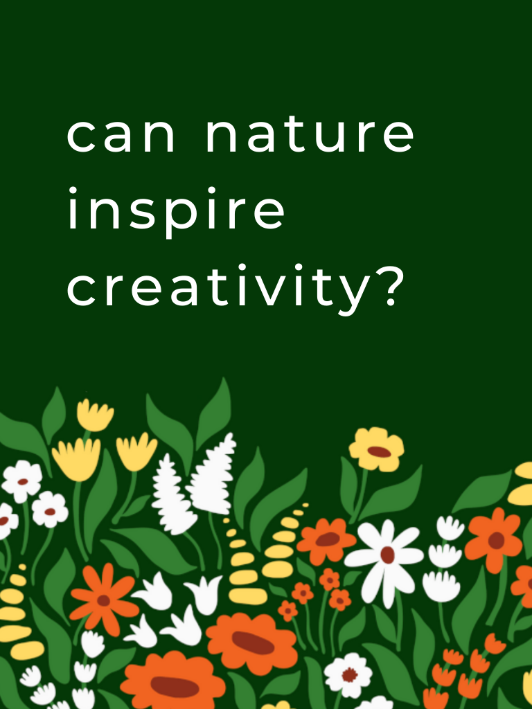 Can nature inspire creativity?