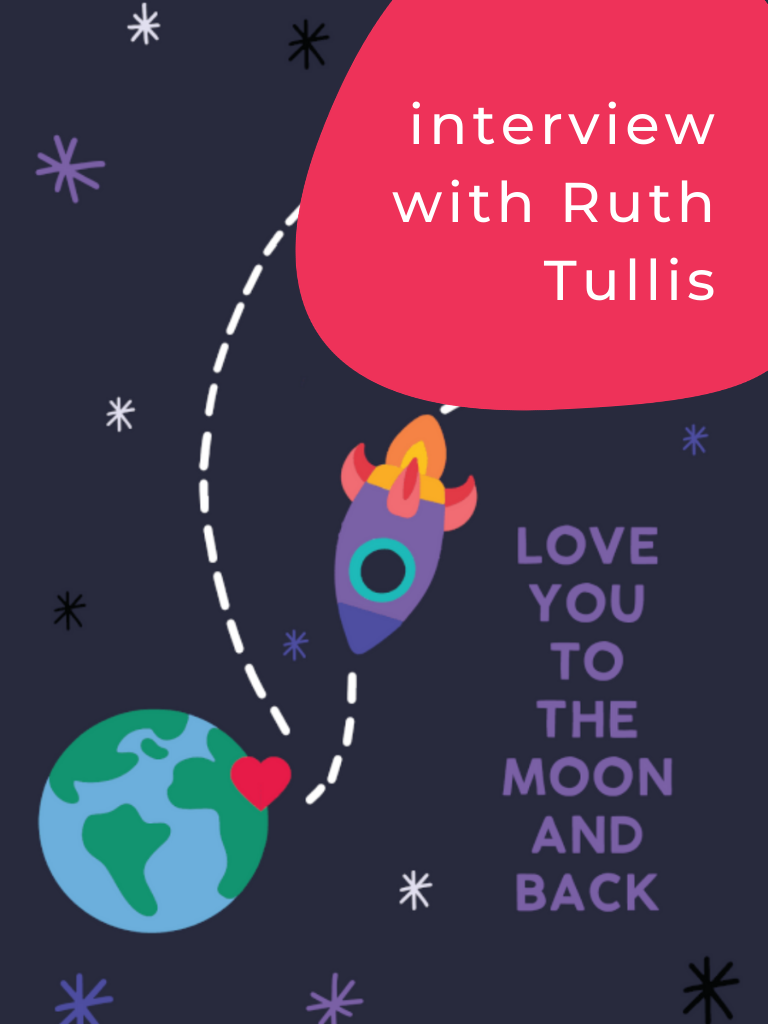 Interview with Ruth Tullis | Be Momentful
