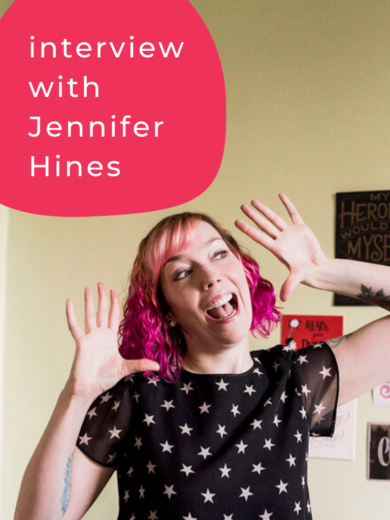 Interview with Jennifer Hines