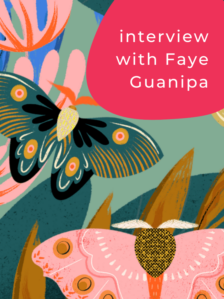 Interview with Faye Guanipa